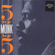Thelonious Monk - 5 By 5 By Monk 180g Vinyl Edition