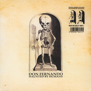 Don Fernando - Haunted By Humans Gold Vinyl Edition