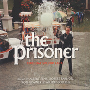Ron Grainer - OST The Prisoner Black Vinyl Edition