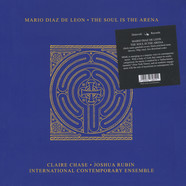 Mario Diaz De Leon - The Soul Is The Arena