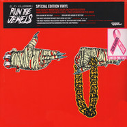 Run The Jewels (El-P + Killer Mike) - Run The Jewels 2 Pink Vinyl Edition