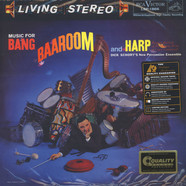 Dick Schory - Music For Bang, Baaroom And Harp 200g Vinyl Edition