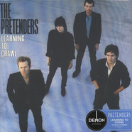 Pretenders, The - Learning To Crawl