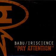 Babu / Rakaa-Iriscience - Pay Attention