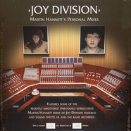 Joy Division - Martin Hannett's Personal Mixes Colored Vinyl Edition