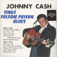 Johnny Cash - Johnny Cash Sings Folsom Prison Blues 180g Vinyl Edition