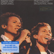 Simon & Garfunkel - Concert In Central Park
