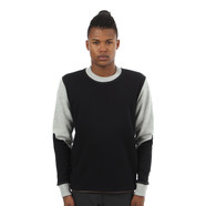 A Question Of - Zip-Off Crewneck Sweater