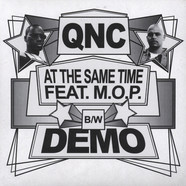 Q-Ball & Curt Cazal - At The Same Time Feat. M.O.P. Black Vinyl Edition