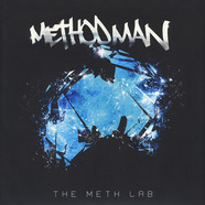 Method Man - Meth Lab Blue Vinyl Edition