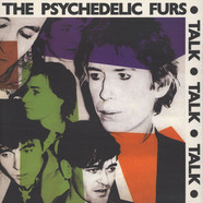 Psychedelic Furs, The - Talk Talk Talk Orange Vinyl Edition