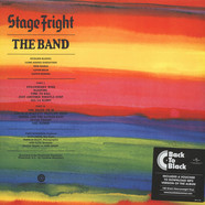 Band, The - Stage Fright