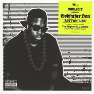 Soulicit presents Godfather Don - Bottom Line Green & White Vinyl Edition