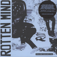 Rotten Mind - I'm Alone Even With You Black Vinyl Edition