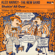 Alex Harvey - The New Band - Shakin All Over