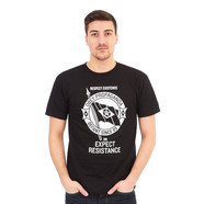 Obey - Flag Of Dissent T-Shirt
