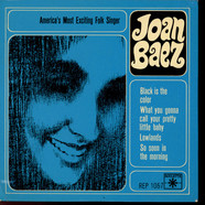 Joan Baez - America's Most Exciting Folk SInger