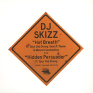 DJ Skizz - Coney Island Detour Feat. Your Old Droog Black Vinyl Edition