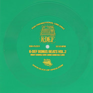 K-Def - Bonus Beats Volume 2 Flexi Disc