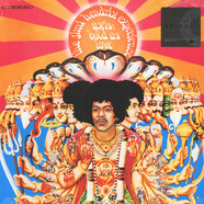 Jimi Hendrix - Axis Bold As Love EU Stereo Version