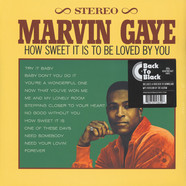 Marvin Gaye - How Sweet It Is To Be Loved By You