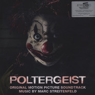 Marc Streitenfeld - OST Poltergeist Red / Black Vinyl Edition