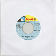 Bounty Killer - Not Another Word
