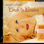 Christina Aguilera, - Back To Basics