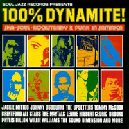 V.A. - 100% Dynamite! - Ska, Soul, Rocksteady & Funk In Jamaica -2015 Remastered Expanded Edition