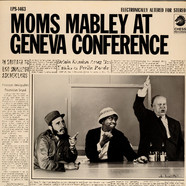 Moms Mabley - Moms Mabley At Geneva Conference
