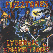 Fuzztones, The - Lysergic Emanations (US Cover)