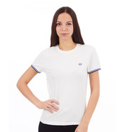 Fred Perry - Classic Tipped T-Shirt