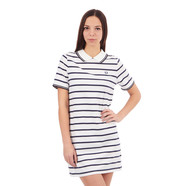 Fred Perry - Flat Knit Collar Stripe Dress