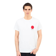 Edwin - Red Dot Logo 2 T-Shirt