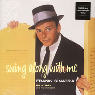 Frank Sinatra - Swing Along With Me 180g Vinyl Edition
