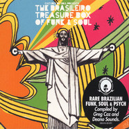 V.A. - The Brasileiro Treasure Box Of Funk & Soul