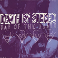 Death By Stereo - Day Of the Death Gold Vinyl Edition
