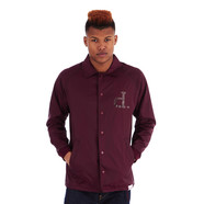 Diamond Supply Co. - Tonal Un-Polo Coach's Jacket