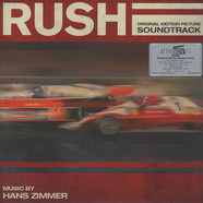 Hans Zimmer - OST Rush Black Vinyl Edition