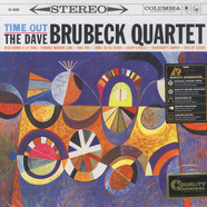 Dave Brubeck Quartet, The - Time Out 200g Vinyl Edition