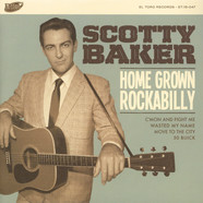 Scotty Baker - Home Grown Rockabilly