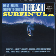 Beach Boys, The - Surfin' U.S.A. (Mono & Stereo) 180g Vinyl Edition