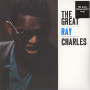 Ray Charles - The Great Ray Charles 180g Vinyl Edition