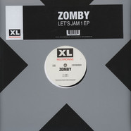 Zomby - Let's Jam 1 EP