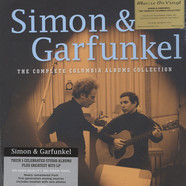 Simon & Garfunkel - Complete Columbia Collection Box
