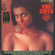 King Curtis - Plays The Great Memphis Hits 180 Gram Vinyl Edition