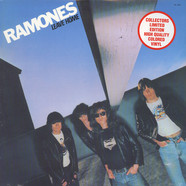 Ramones - Leave Home Colored Vinyl Edition