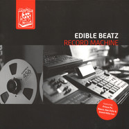Edible Beatz - Record Machine Black Vinyl Edition