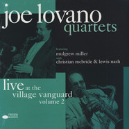 Joe Lovano Quartet - Live At The Village Vanguard Volume 2