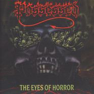 Possessed - The Eyes Of Horror Black Vinyl Edition